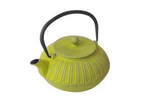 Чайник от чугун, зелен, 1,5Л (ВАМ250)